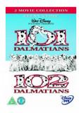 Filme 101 Dalmatians / 102 Dalmatians [DVD] BoxSet Originale