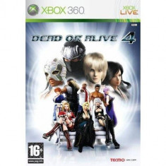 Dead or Alive 4 XB360