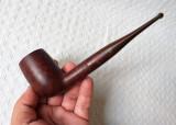 Pipa veche cu marcaj, pipa de colectie Italia