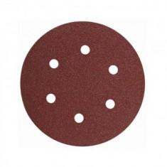 Disc abraziv pentru slefuitor orbital Geko 225mm, P120