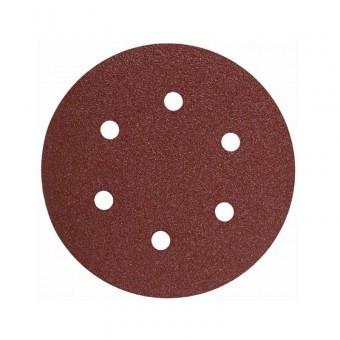 Disc abraziv pentru slefuitor orbital Geko 225mm, P240