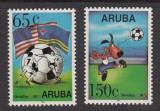 ARUBA 1994 FOTBAL CAMPIONATL MONDIAL DIN SUA, Nestampilat