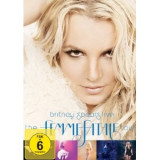 BRITNEY SPEARS FEMME FATALE TOUR (Blu Ray)