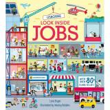 Cumpara ieftin Look Inside Jobs - Carte Usborne 3+