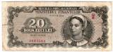 Bancnota 20 lei 1950