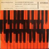 Vinyl - Johann Sebastian Bach, Hans Pischner – Das Wohltemperierte Klavier 1, VINIL