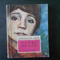 EDMOND DE AMICIS - CUORE INIMA DE COPIL
