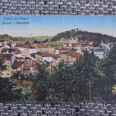 AKVDE19 - Vedere - Carte postala - Brasov -, Circulata, Printata