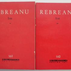 Ion (2 volume) – Liviu Rebreanu