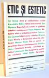 ETIC SI ESTETIC de DUMITRU MATEI , 1979