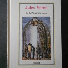 JULES VERNE - DE LA PAMANT LA LUNA (Adevarul, nr. 14)