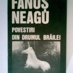 Fanus Neagu – Povestiri din drumul Brailei