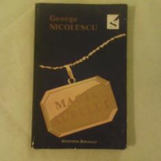 George Nicolescu Magia aurului, ed. princeps