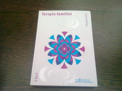 TERAPIA FAMILIEI - VIRGINIA SATIR foto