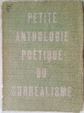 PETITE ANTHOLOGIE POETIQUE DU SURREALISME/PARIS1934:Breton/Tzara/Victor Brauner+