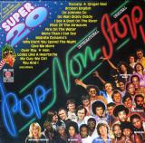 VINIL SELECTII  Various – Super 20 - Pop Non Stop   LP VG+