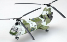 Macheta Easy Model, USMC Marines Ch-46f Helicopter 156468 Hmm261 Too Cool 1:72 foto