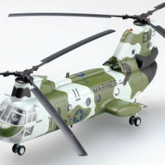 Macheta Easy Model, USMC Marines Ch-46f Helicopter 156468 Hmm261 Too Cool 1:72