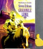 Malazan, cartea decazutilor, vol. 1 Gradinile lunii Steven Erikson