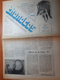 Ziarul thanatos 26 martie-1 aprilie 1990- anul 1,nr. 2