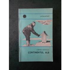 CARMEN PETRESCU - CONTINENTUL ALB