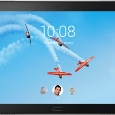 Tableta Lenovo Tab P10 TB-X705F, Procesor Octa-Core 1.8GHz, IPS Capacitive touchscreen 10.1inch, 4GB RAM, 64GB Flash, 8MP, Wi-Fi, Bluetooth, Android (