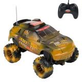 Masinuta de jucarie cu telecomanda, model off road mud, 28x16x17 cm