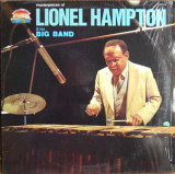 VINIL  Lionel Hampton & His Big Band ‎– Masterpieces Of Lionel Hampton   VG+