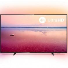 Televizor LED Philips 165 cm (65inch) 65PUS6704/12, Ultra HD 4K, Smart TV, Ambilight pe 3 laturi, Wi-Fi, CI+
