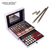 Cumpara ieftin Trusa profesionala machiaj Miss Rose Deluxe Portfolio