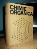 CHIMIE ORGANICA , JAMES HENDRICKSON,