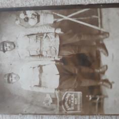 Fotografie militari în Braila.