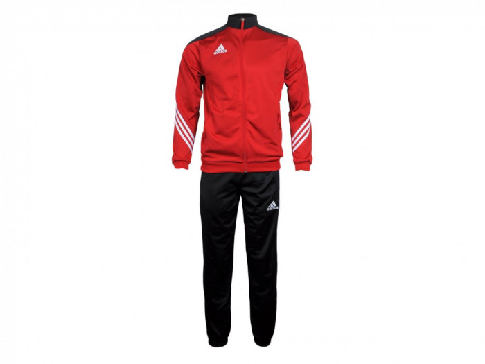 Trening barbati Adidas Sere14 Pes suit red-black-white D82934