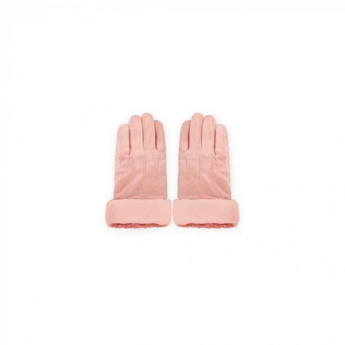 Manusi Dama cu Touchscreen - iberry Winter Gloves Light Pink