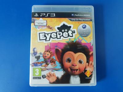 EyePet - joc PS3 (Playstation 3) foto