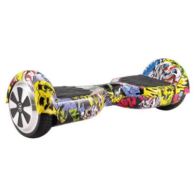 Hoverboard Electric , Megawheels, Hip-Hop , Autonomie 15 km, Viteza max. 10km H foto