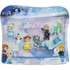 Mini Colectie de Figurine Hasbro Frozen