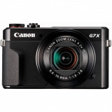 Aparat foto Canon Powershot G7 X II 20.1MP Black
