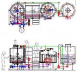 Linie profesionala bere COMPACT EVO SOLUTION 600 – 1200 – 1600 L