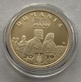 50 Bani 2019 Romania, Regina Maria, PROOF, in capsula