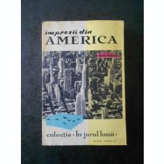 BORIS POLEVOI - IMPRESII DIN AMERICA (Colectia IN JURUL LUMII)