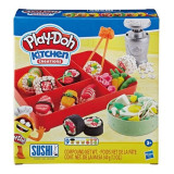 PLAY DOH SET SUSHI
