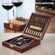 Set de Accesorii pentru Vin si sah InnovaGoods (37 Piese) foto