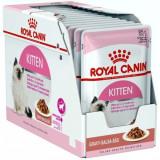 Cumpara ieftin Royal Canin Kitten Instinctive, 12 plicuri x 85 g