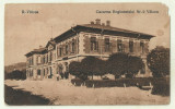 cp Ramnicu Valcea : Cazarma Regimentului Nr.2 Valcea - 1925