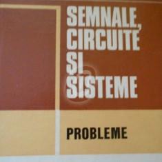 Semnale, circuite si sisteme - probleme (1981)