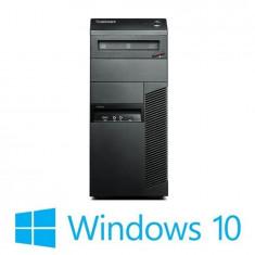 PC Refurbished Lenovo ThinkCentre M82 MT, i5-3550, Win 10 Home