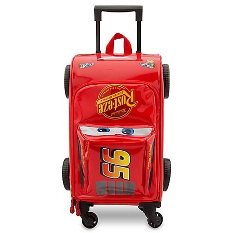 Troller Lightning McQueen din Cars 3