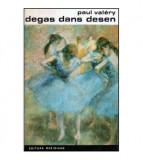 Degas Dans Desen - Contesei de Behague