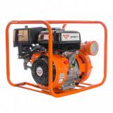Cumpara ieftin Motopompa Ruris MP300XR 13 CP 389 CC Negru/Portocaliu